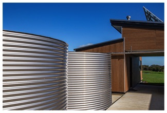 Stainless steel is a healthy and cost-effective water storage solution